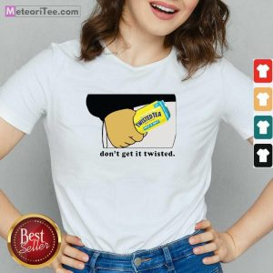 Twisted Tea Dont Get It Twisted 2021 V-neck - Design By Meteoritee.com