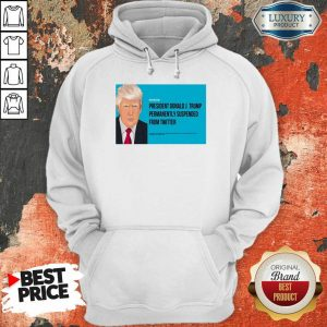 Angry Donald J Trump 1 From Twitter Hoodie
