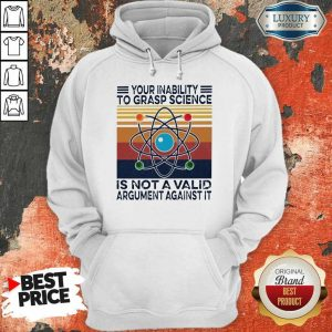 Annoyed A Valid Argument Against It Vintage Hoodie