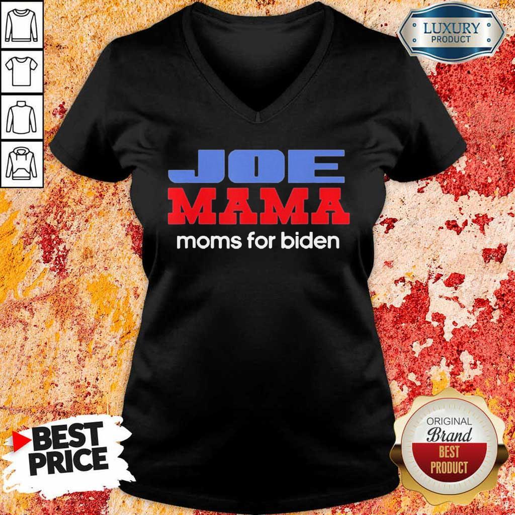 Great Joe Mama Moms For Biden 1 V-neck