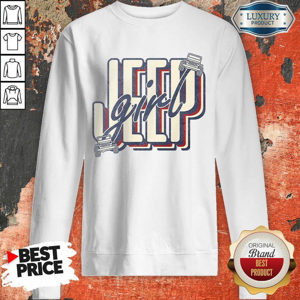 Pickup Truck JPJP Girl Sweatshirt